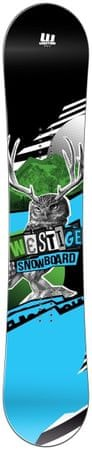 Westige snowboard Max Rental Wide, 167 cm
