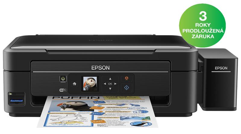 Epson L486 (C11CF45401) + 950kč od Epsonu zpět!