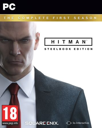 Square Enix Hitman: The Complete First Season (PC)