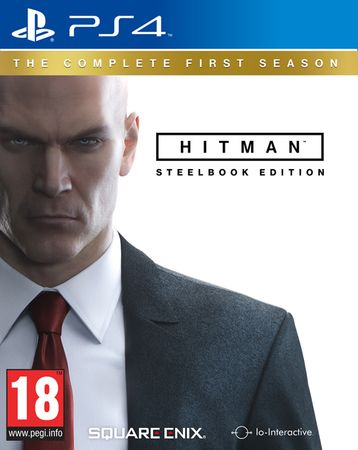 Square Enix Hitman: The Complete First Season (PS4)
