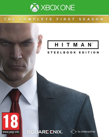 Square Enix Hitman: The Complete First Season (XBOX ONE)