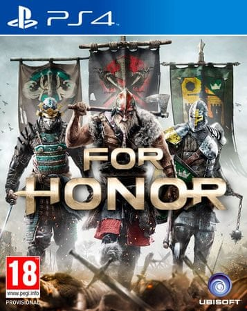Ubisoft For Honor – Standard Edition (PS4)