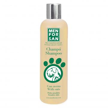 Menforsan Naturalny szampon dla skóry wrażliwej