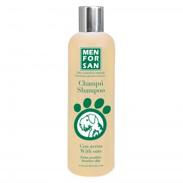 Menforsan Přírodní šampon pro citlivou pokožku