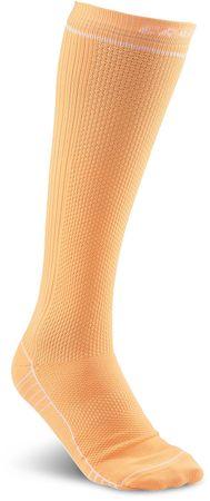 Craft športne nogavice Body Control, oranžne, 37-40