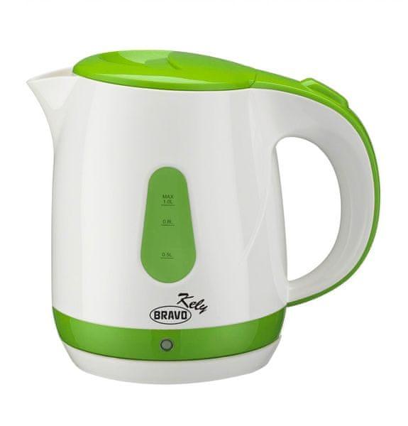 BRAVO B-4572 Kely bílo-zelená