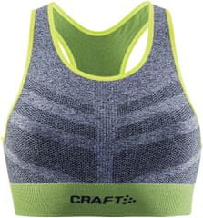 Craft Podprsenka Comfort Mid Tm. Modrá