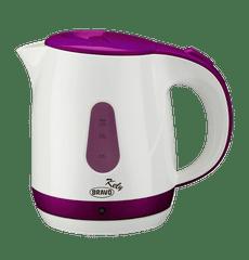 BRAVO B-4572 Kely bílo-fialová