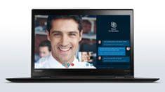 Lenovo prenosnik ThinkPad X1 Carbon 4 i7-6500U/8GB/256SSD/14WQHD/W10P (20FB006JSC)