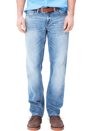 s.Oliver pánské jeansy 33/32 modrá