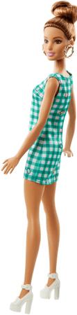 Mattel Barbie Modelka Emerald Check