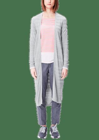 s.Oliver dámský svetr 38 sivá