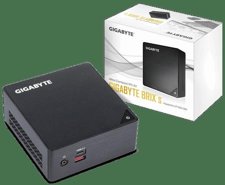 Gigabyte mini računalnik Brix GB-BKi5HA-7200