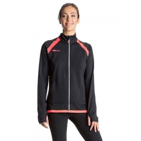 ROXY bluza sportowa Keithany Fleece J True Black M