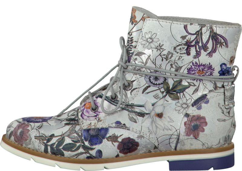 s.Oliver dámská kotníčková obuv 41 vícebarevná