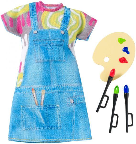 Mattel Barbie Profesní oblečení umělkyně
