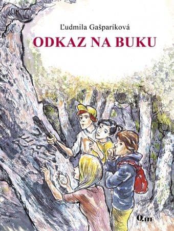 Gašparíková Ľudmila: Odkaz na buku
