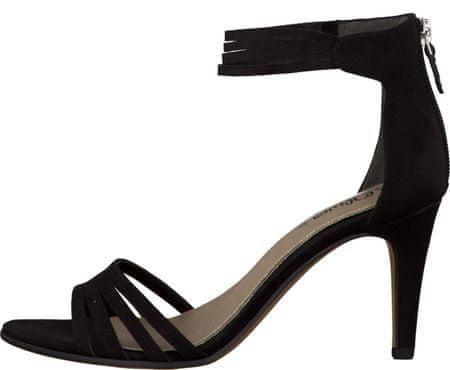 s.Oliver ženski sandali 40 črna