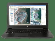 HP prenosnik ZBook 15 G3 i7/16/512SSD/1TB/FHD/W10Pro (M9R63AV)