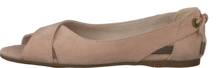 s.Oliver női balerina cipő 38 rózsaszín