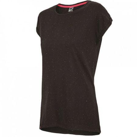4F sportowa koszulka damska TSD012 A czarny SS16 S