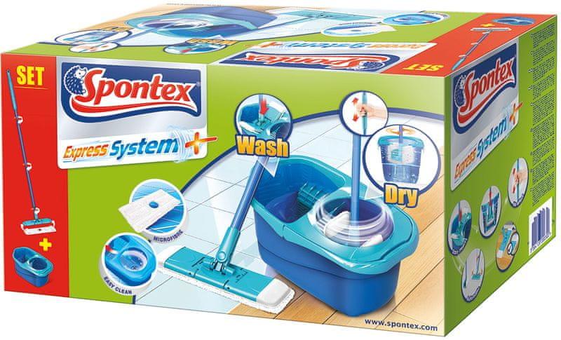 Spontex Express System Plus