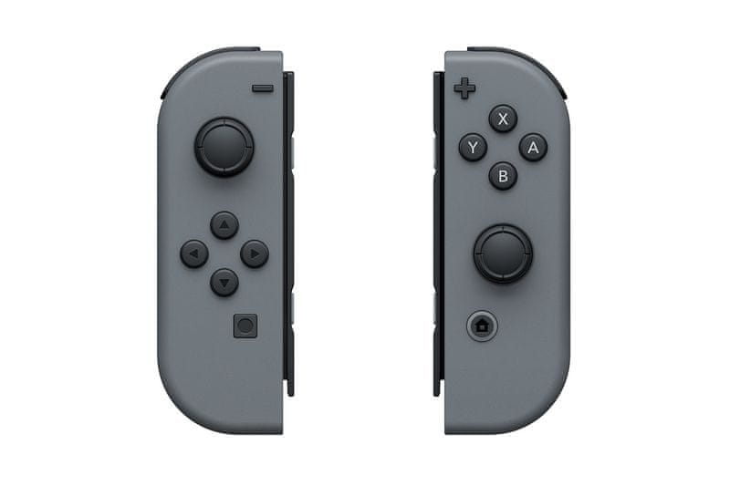 Nintendo Switch Joy-Con (pár) šedý / Switch