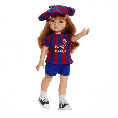 Paola Reina Barcelona punčka Cristi (09519)