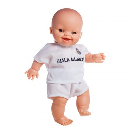 Paola Reina Real Madrid dojenček Gordi (09516)