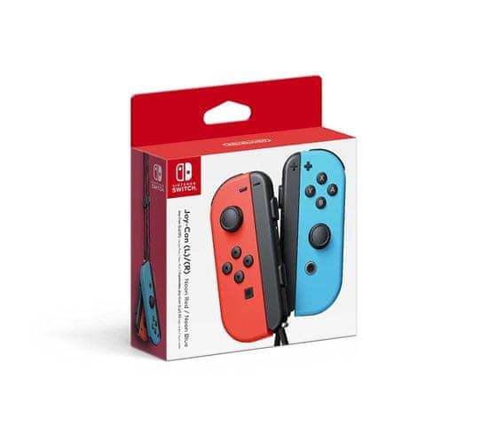 Nintendo Switch Joy-Con (pár) modrý-červený / Switch
