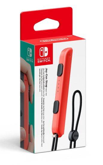 Nintendo Switch Joy-Con Strap červený / Switch
