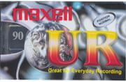 Maxell UR 90 audiokazeta