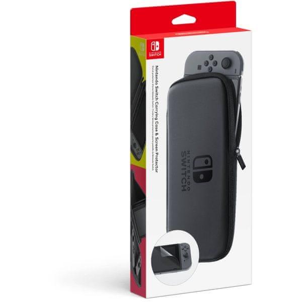 Nintendo Switch Ochranné pouzdro a folie / Switch