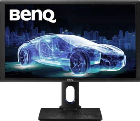 """BENQ monitor LCD 27"""" PD2700Q (9H.LF7LA.TBE)"""