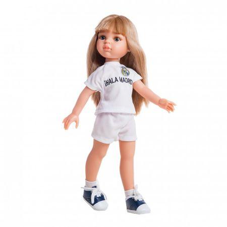 Paola Reina Real Madrid punčka Carla (09514)