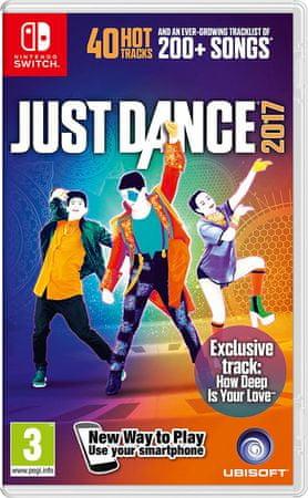 Ubisoft Just Dance 2017 / Switch