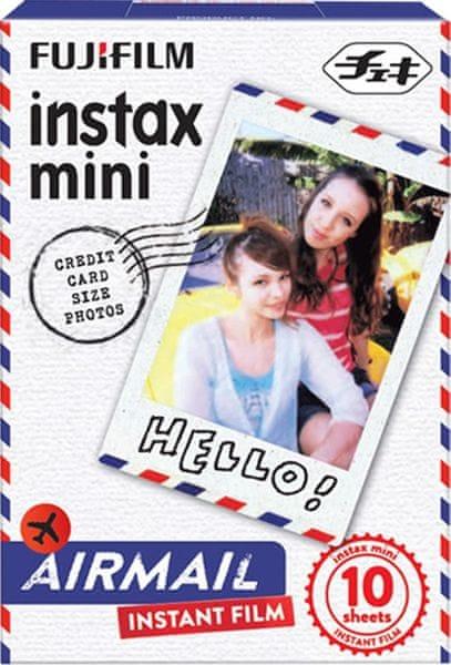 FujiFilm Instax Film Mini Airmail rámeček (10ks)
