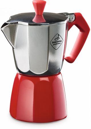 Tescoma Kávovar PALOMA Colore, 6 šálok, červená