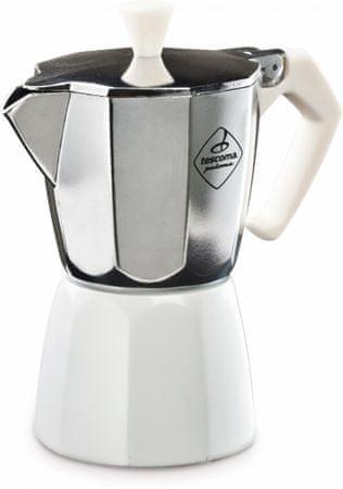 Tescoma Kávovar PALOMA Colore, 6 šálok, biela