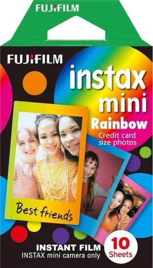 FujiFilm Instax Film Mini Rainbow rámeček (10ks)