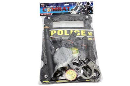 Unikatoy policijski set s ščitom (24520)
