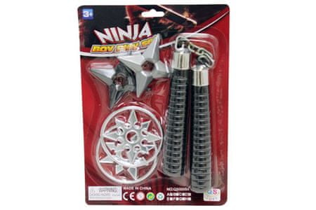 Unikatoy set ninja orožij (24487)