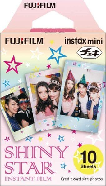 FujiFilm Instax Film Mini Star rámeček (10ks)