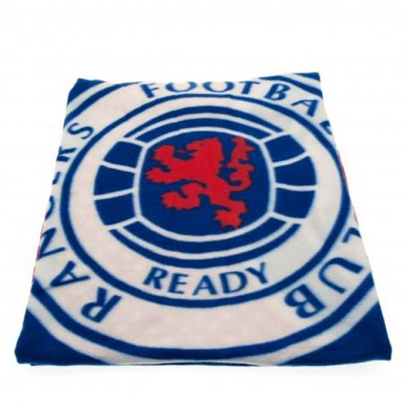 Rangers FC odeja, 125x150 cm (09213)