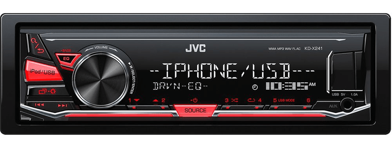 JVC KD-X241
