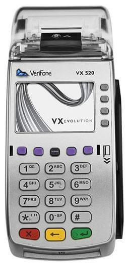 FiskalPRO 520 GSM bez baterie (M252-723-A3-EUA-3 )
