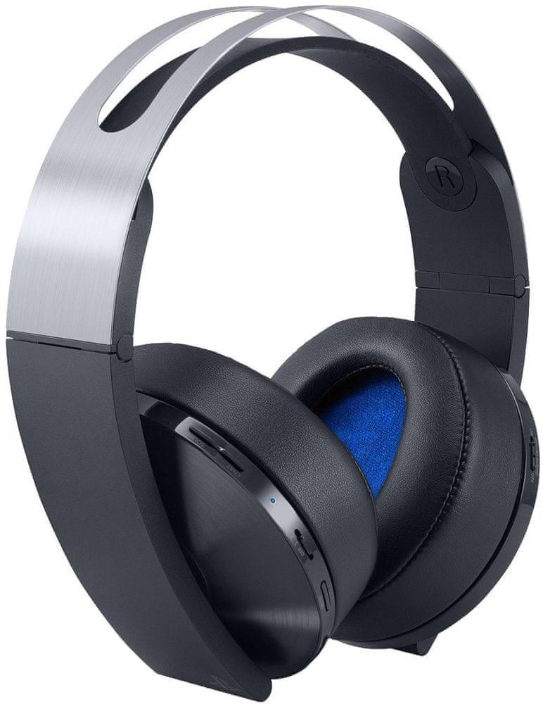 Sony Platinum Wireless Headset / PS4, (PS719812753)