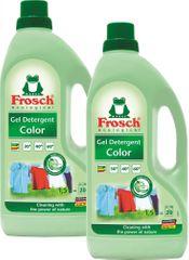 Frosch EKO mosógél, 2x1,5 l