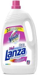 Lanza 2v1 Uni Gel 2,97 l (45 praní)