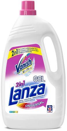 Lanza 2in1 Vanish Univerzális  mosógél, 2,97 l /45 mosásra
